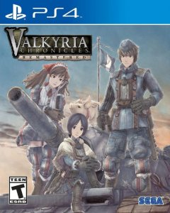 Valkyria Chronicles: Remastered (US)