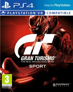 Gran Turismo Sport (EU)