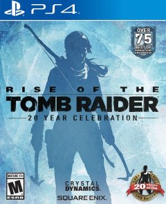 Rise Of The Tomb Raider: 20 Year Celebration Edition (US)