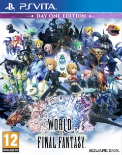 World Of Final Fantasy (EU)