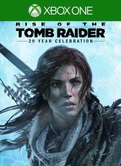 Rise Of The Tomb Raider: 20 Year Celebration Edition (EU)