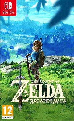 Legend Of Zelda, The: Breath Of The Wild (EU)
