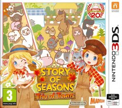 Story Of Seasons: Trio Of Towns (EU)