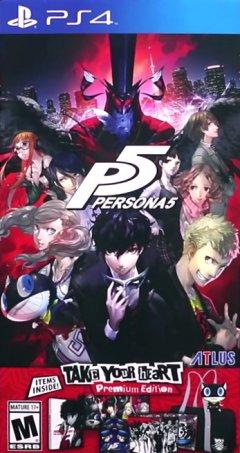 Persona 5 [Take Your Heart Premium Edition] (US)