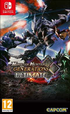 Monster Hunter Generations Ultimate (EU)