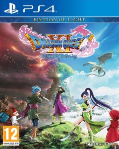 Dragon Quest XI: Echoes Of An Elusive Age (EU)