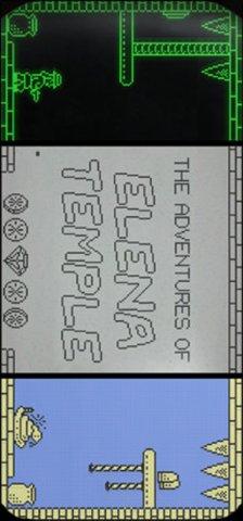 Adventures Of Elena Temple, The (US)