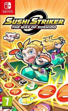 Sushi Striker: The Way Of The Sushido (EU)