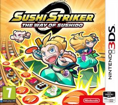 Sushi Striker: The Way Of The Sushido (EU)