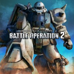 Mobile Suit Gundam: Battle Operation 2 (EU)