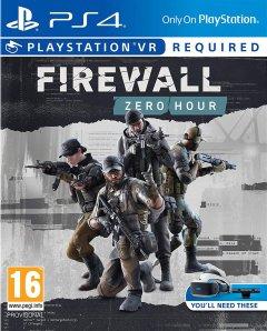 Firewall: Zero Hour (EU)