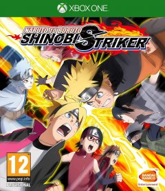 Naruto To Boruto: Shinobi Striker (EU)
