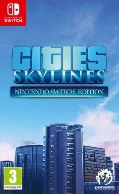 Cities: Skylines: Nintendo Switch Edition (EU)