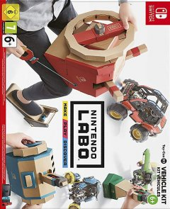 Labo Toy-Con 03: Vehicle Kit (EU)