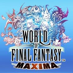 World Of Final Fantasy Maxima (EU)