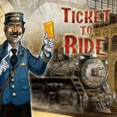Ticket To Ride (EU)
