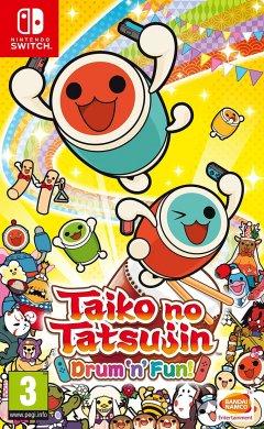Taiko No Tatsujin: Drum 'N' Fun! (EU)