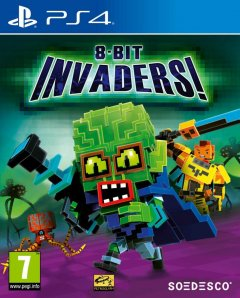 8-Bit Invaders! (EU)