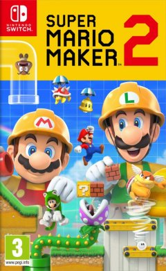 Super Mario Maker 2 (EU)