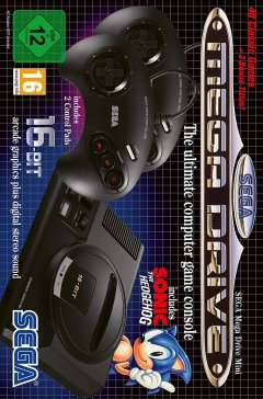 Mega Drive Mini (EU/US) (EU)