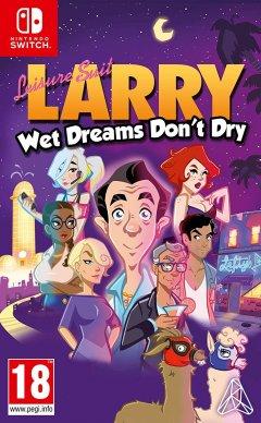 Leisure Suit Larry: Wet Dreams Don't Dry (EU)