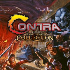 Contra: Anniversary Collection (EU)