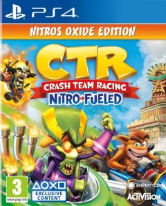 Crash Team Racing: Nitro-Fueled [Nitros Oxide Edition] (EU)