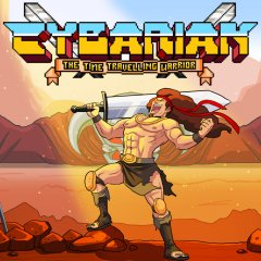 Cybarian: The Time Travelling Warrior (EU)
