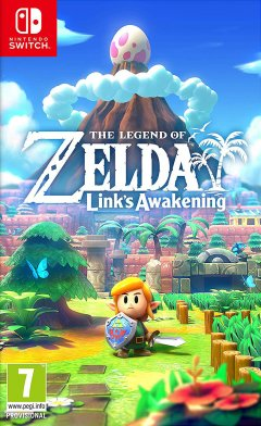 Legend Of Zelda, The: Link's Awakening (2019) (EU)