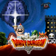 Dandy Dungeon: Legend Of Brave Yamada (EU)