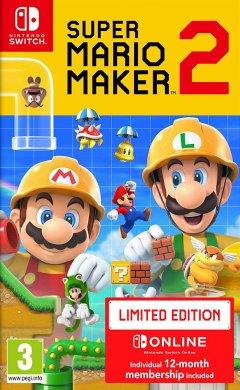 Super Mario Maker 2 [Limited Edition] (EU)