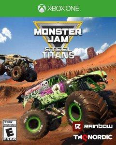 Monster Jam: Steel Titans (US)