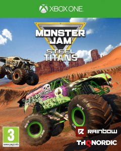 Monster Jam: Steel Titans (EU)