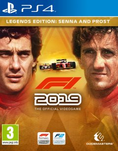F1 2019 [Legends Edition] (EU)
