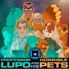 Professor Lupo And His Horrible Pets (EU)