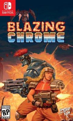 Blazing Chrome (US)