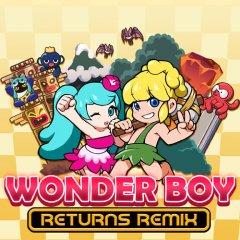 Wonder Boy Returns: Remix (EU)