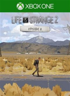 Life Is Strange 2: Episode 4: Faith (US)