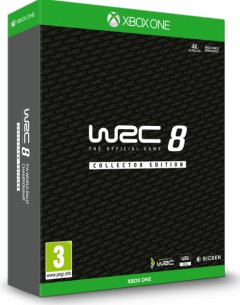 WRC 8: The Official Game [Collector's Edition] (EU)