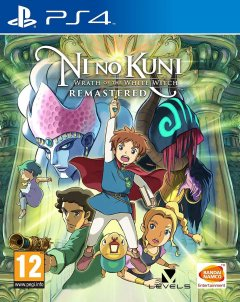 Ni No Kuni: Wrath Of The White Witch: Remastered (EU)