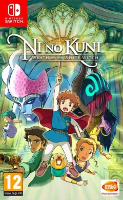 Ni No Kuni: Wrath Of The White Witch: Remastered (EU)