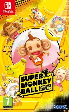Super Monkey Ball: Banana Blitz HD (EU)