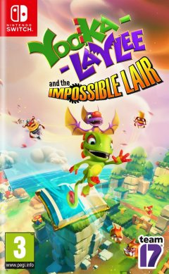 Yooka-Laylee And The Impossible Lair (EU)