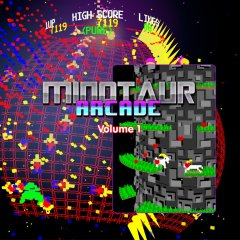 Minotaur Arcade: Volume 1 (EU)