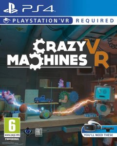 Crazy Machines VR (EU)