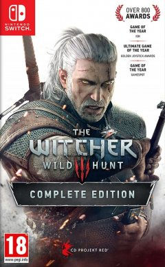 Witcher 3, The: Wild Hunt: Complete Edition (EU)