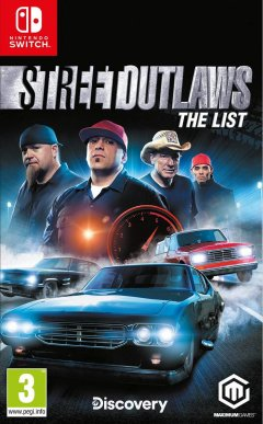 Street Outlaws: The List (EU)
