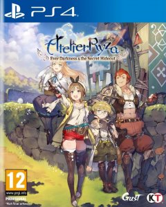 Atelier Ryza: Ever Darkness & The Secret Hideout (EU)