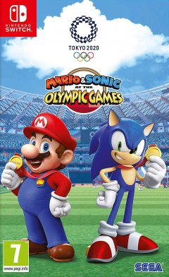 Mario & Sonic At The Olympic Games: Tokyo 2020 (EU)