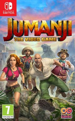 Jumanji: The Video Game (EU)